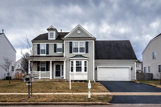 2773 Avalon Lane, Montgomery, IL 60538 (MLS #10308745) :: Baz Realty Network | Keller Williams Preferred Realty