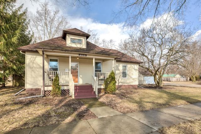435 S Hamilton Street, MONTICELLO, IL 61856 (MLS #10308804) :: Ryan Dallas Real Estate