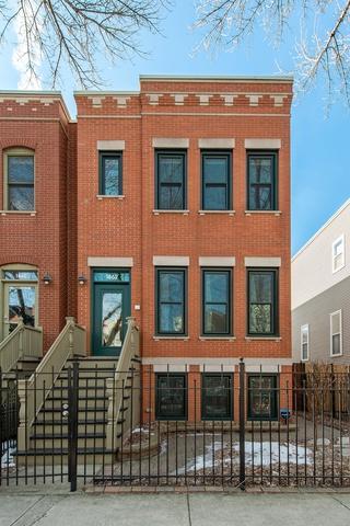 1862 N Wilmot Avenue, Chicago, IL 60647 (MLS #10308892) :: Baz Realty Network | Keller Williams Preferred Realty