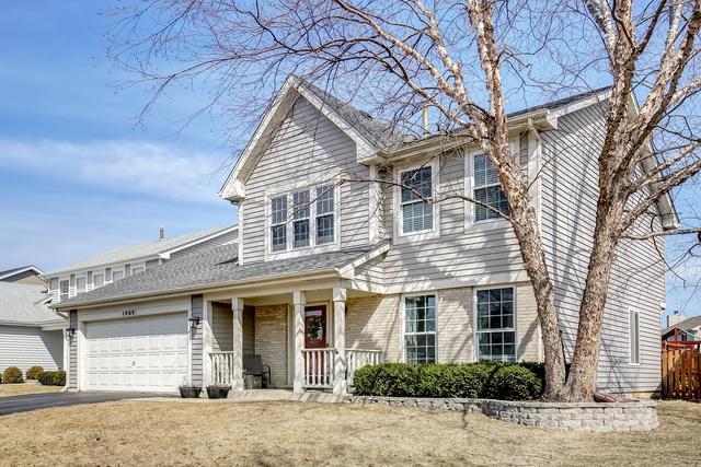 1060 Selma Lane, Naperville, IL 60540 (MLS #10308976) :: Helen Oliveri Real Estate
