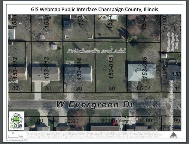 202 W Evergreen Drive, ST. JOSEPH, IL 61873 (MLS #10309000) :: Littlefield Group