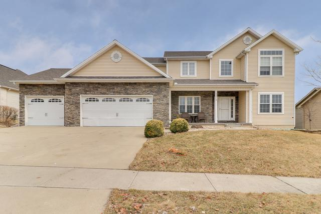 1315 Norma Drive, Bloomington, IL 61704 (MLS #10309018) :: Janet Jurich Realty Group