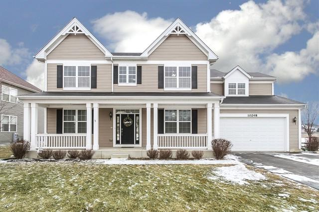 10248 Central Park Boulevard, Huntley, IL 60142 (MLS #10309071) :: Helen Oliveri Real Estate
