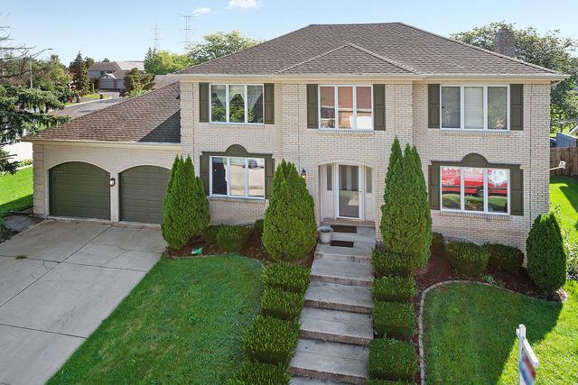 13031 S Parkside Drive, Palos Park, IL 60464 (MLS #10309160) :: HomesForSale123.com