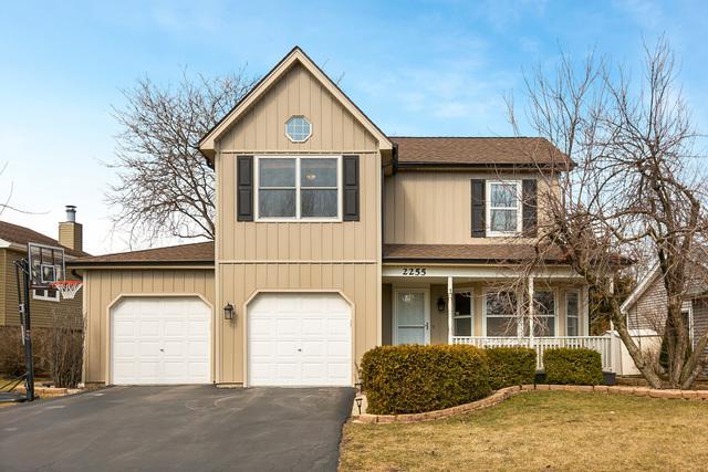 2255 Gleneagles Drive, Naperville, IL 60565 (MLS #10309163) :: Century 21 Affiliated