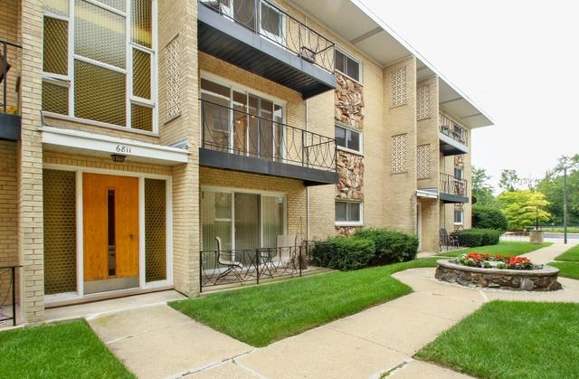 6811 N Olmsted Avenue #105, Chicago, IL 60631 (MLS #10309194) :: Baz Realty Network | Keller Williams Preferred Realty