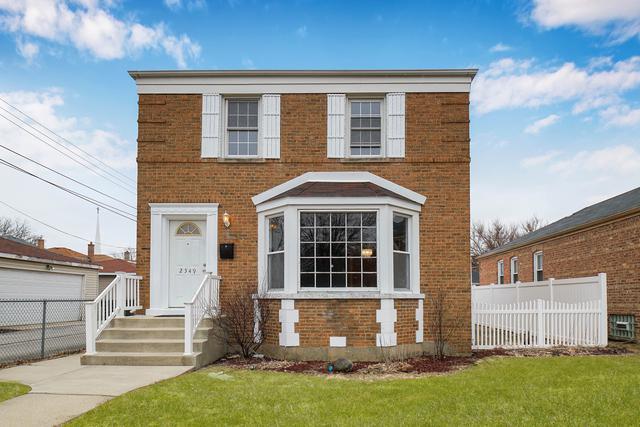 2549 W 80th Place, Chicago, IL 60652 (MLS #10309230) :: HomesForSale123.com