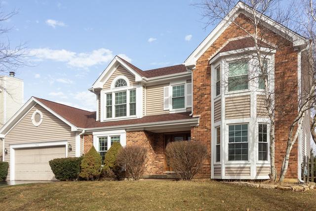 542 Carolian Drive, Lake Zurich, IL 60047 (MLS #10309295) :: Helen Oliveri Real Estate