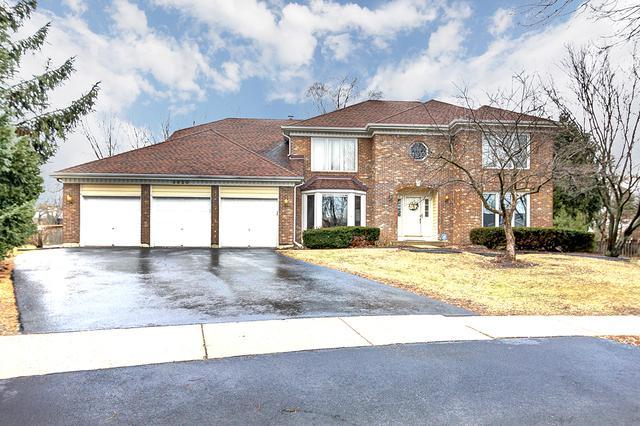 3820 Hagen Court, Woodridge, IL 60517 (MLS #10309368) :: Helen Oliveri Real Estate