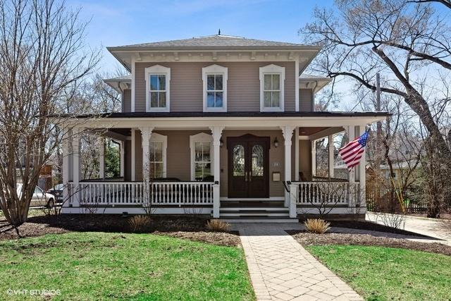 114 E Walnut Street, Hinsdale, IL 60521 (MLS #10309546) :: The Wexler Group at Keller Williams Preferred Realty