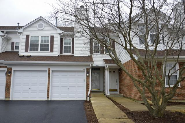 722 Grosse Pointe Circle, Vernon Hills, IL 60061 (MLS #10309671) :: Helen Oliveri Real Estate