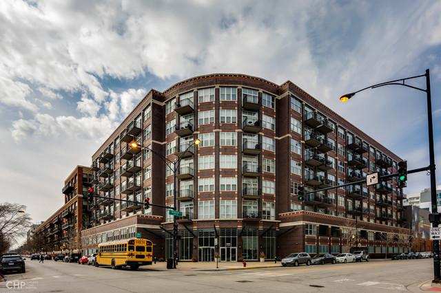 1000 W Adams Street #817, Chicago, IL 60607 (MLS #10309715) :: Ryan Dallas Real Estate