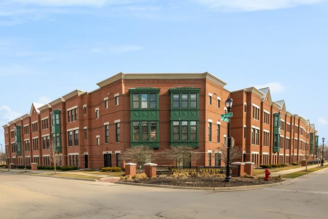 311 W Wood Street #22, Palatine, IL 60067 (MLS #10309745) :: Ryan Dallas Real Estate