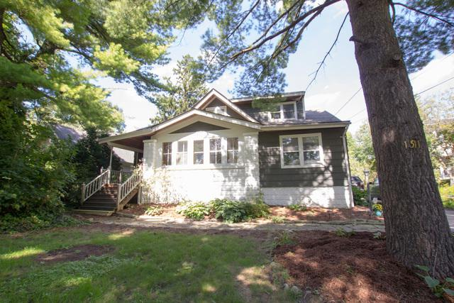 1511 E Forest Avenue, Wheaton, IL 60187 (MLS #10309944) :: Ryan Dallas Real Estate