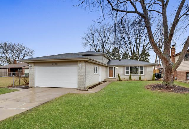 6430 180th Place, Tinley Park, IL 60477 (MLS #10310025) :: HomesForSale123.com