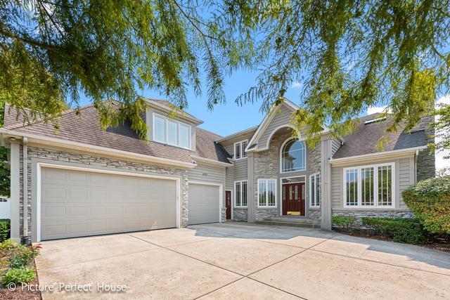 3571 Scottsdale Circle, Naperville, IL 60564 (MLS #10310043) :: The Dena Furlow Team - Keller Williams Realty