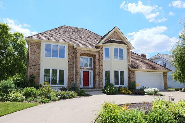 4122 Kingshill Circle, Naperville, IL 60564 (MLS #10310048) :: The Dena Furlow Team - Keller Williams Realty