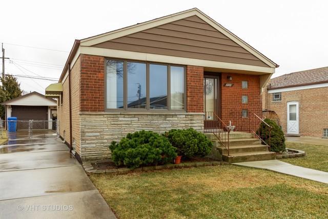 4149 W 81st Place W, Chicago, IL 60652 (MLS #10310234) :: HomesForSale123.com