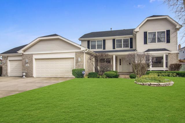 3221 Indian Creek Drive, Buffalo Grove, IL 60089 (MLS #10310237) :: T2K Properties