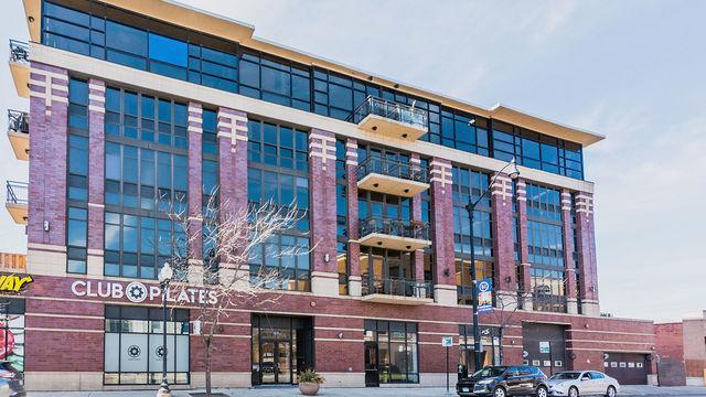 4020 N Damen Avenue #307, Chicago, IL 60618 (MLS #10310264) :: HomesForSale123.com