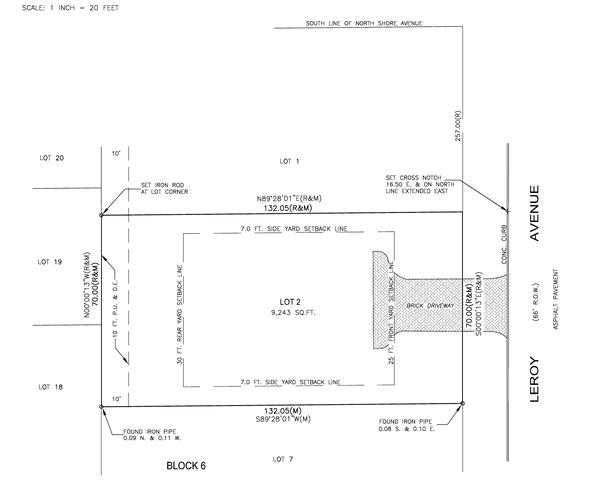 6636 N Leroy Avenue, Lincolnwood, IL 60712 (MLS #10310400) :: Ryan Dallas Real Estate