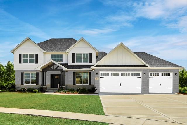 24244 S Lily Drive, Manhattan, IL 60442 (MLS #10310441) :: Baz Realty Network | Keller Williams Preferred Realty