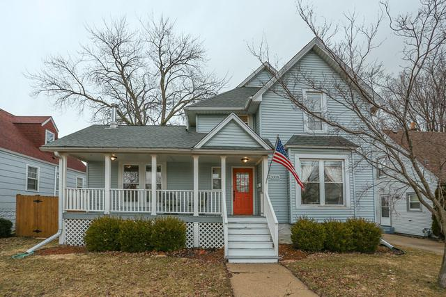 3308 Atlantic Street, Franklin Park, IL 60131 (MLS #10310551) :: Janet Jurich Realty Group