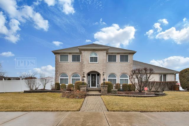 17430 Bridalwood Lane, Tinley Park, IL 60487 (MLS #10310645) :: HomesForSale123.com