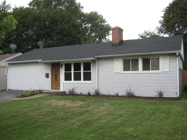 206 N Woodlawn Street, Wheaton, IL 60187 (MLS #10310698) :: Ryan Dallas Real Estate