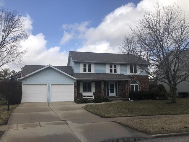1307 Dover Road, Bloomington, IL 61704 (MLS #10310771) :: Janet Jurich Realty Group