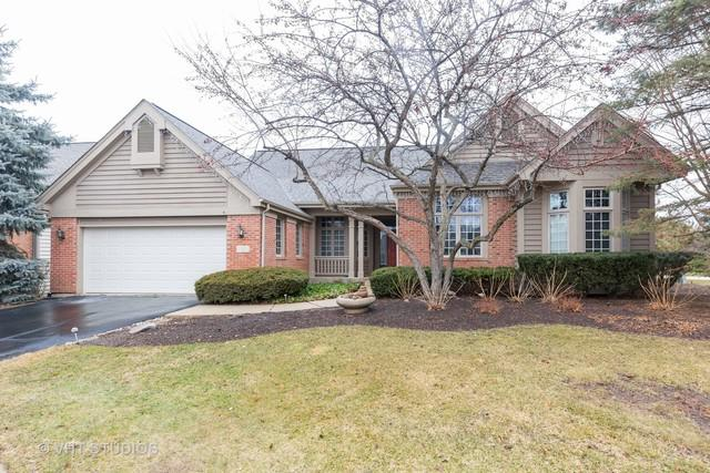 3 Pebble Beach Court, Lake In The Hills, IL 60156 (MLS #10310964) :: BNRealty