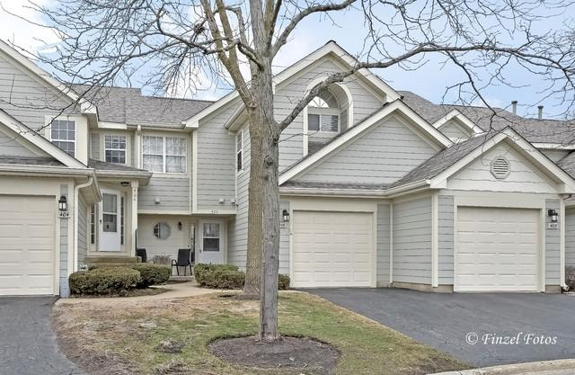 406 W Hamilton Drive, Palatine, IL 60067 (MLS #10310965) :: Leigh Marcus | @properties