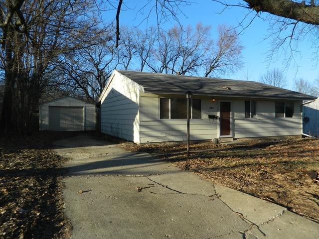 1104 Julienne Drive, Normal, IL 61761 (MLS #10310967) :: Ryan Dallas Real Estate