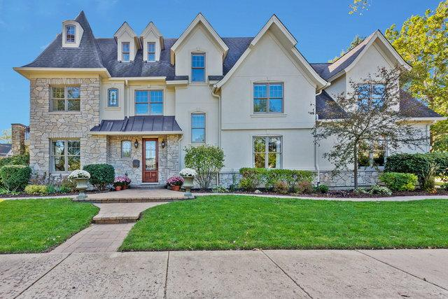 5301 Woodland Avenue, Western Springs, IL 60558 (MLS #10310985) :: Baz Realty Network | Keller Williams Preferred Realty