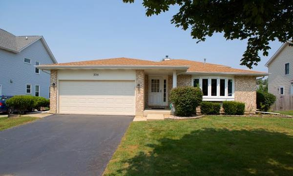 335 Indianwood Lane, West Chicago, IL 60185 (MLS #10311005) :: HomesForSale123.com