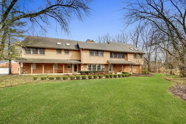 1825 Butterfield Lane, Flossmoor, IL 60422 (MLS #10311031) :: The Dena Furlow Team - Keller Williams Realty