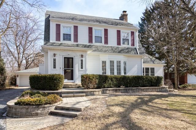 721 Perth Avenue, Flossmoor, IL 60422 (MLS #10311098) :: Helen Oliveri Real Estate