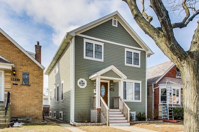 5446 N Newcastle Avenue, Chicago, IL 60656 (MLS #10311212) :: HomesForSale123.com