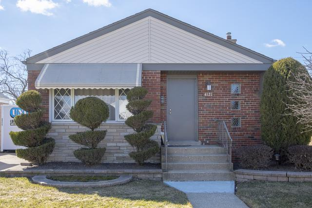 4121 W 81ST Street, Chicago, IL 60652 (MLS #10311227) :: HomesForSale123.com