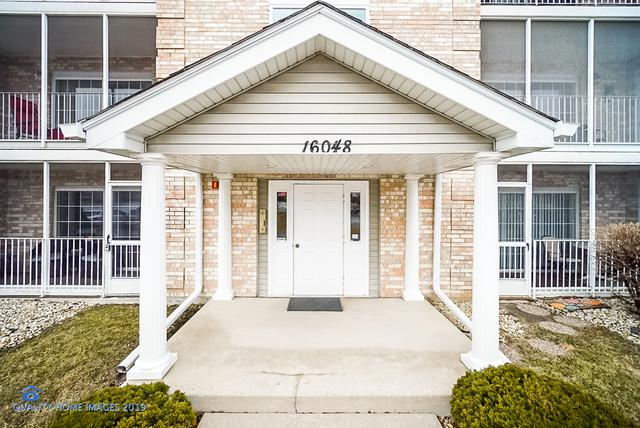 16048 Crystal Creek Drive 1B, Orland Park, IL 60462 (MLS #10311315) :: HomesForSale123.com