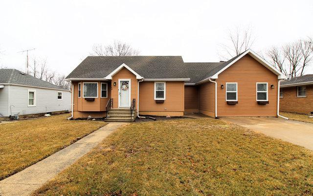 164 N Elm Street, Herscher, IL 60941 (MLS #10311335) :: Domain Realty