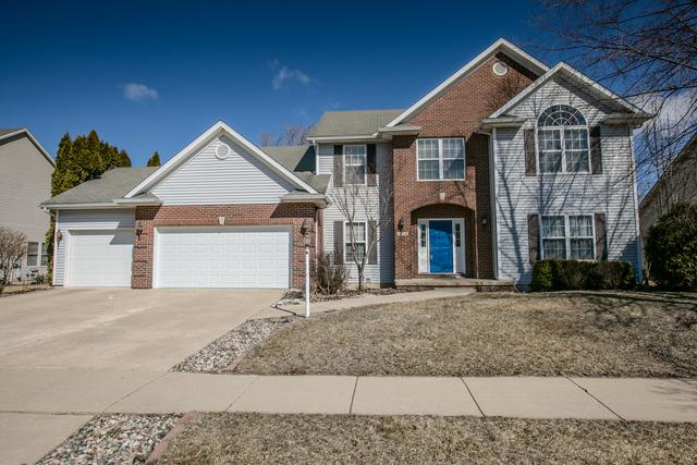 4510 Doverbrook Drive, Champaign, IL 61822 (MLS #10311340) :: Janet Jurich Realty Group