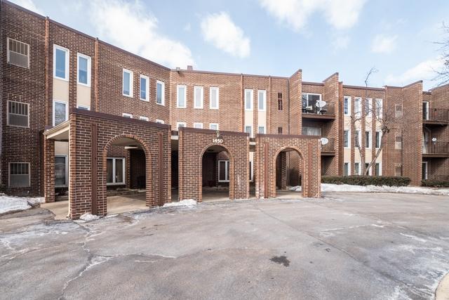 1450 Sandpebble Drive #345, Wheeling, IL 60090 (MLS #10311377) :: Helen Oliveri Real Estate