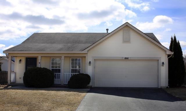 1861 Sierra Trail, Romeoville, IL 60446 (MLS #10311393) :: Baz Realty Network | Keller Williams Preferred Realty