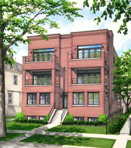 1302 W Winona Street W 3W, Chicago, IL 60640 (MLS #10311432) :: John Lyons Real Estate