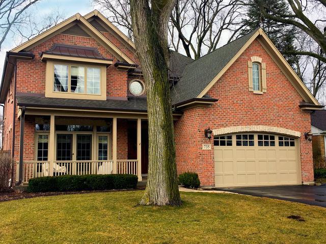 735 Wagner Road, Glenview, IL 60025 (MLS #10311447) :: Helen Oliveri Real Estate