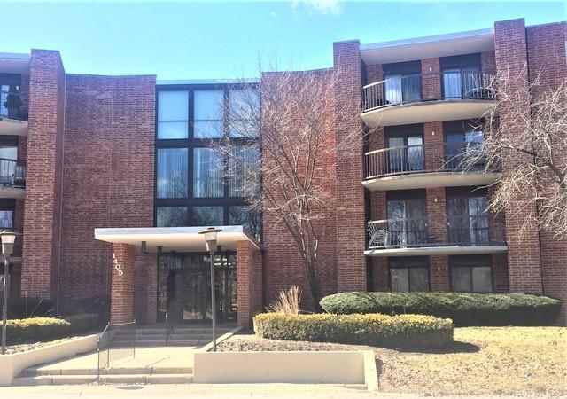 1405 E Central Road 404A, Arlington Heights, IL 60005 (MLS #10311457) :: HomesForSale123.com