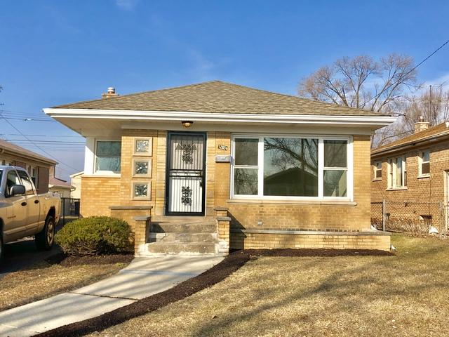 12824 S Loomis Street, Calumet Park, IL 60827 (MLS #10311500) :: The Perotti Group | Compass Real Estate