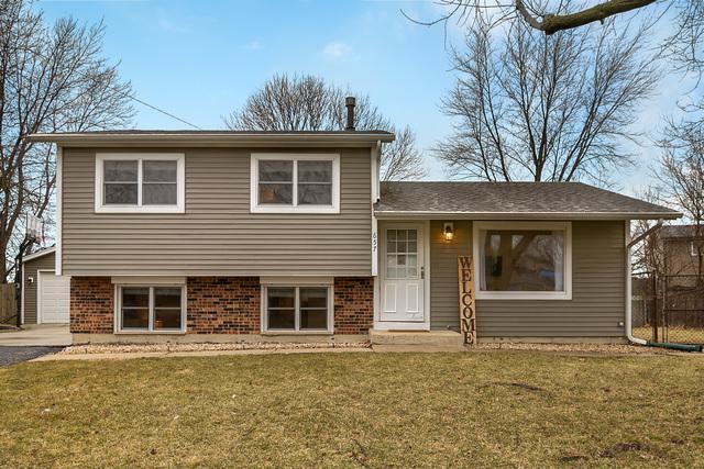 657 Ponderosa Drive, Bolingbrook, IL 60440 (MLS #10311557) :: Century 21 Affiliated