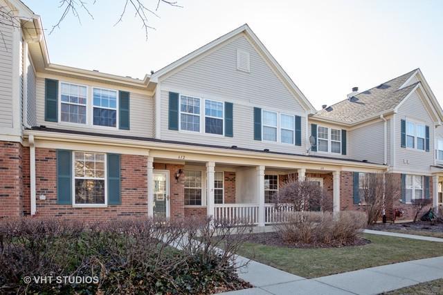 612 W Moreland Avenue #612, Addison, IL 60101 (MLS #10311661) :: John Lyons Real Estate
